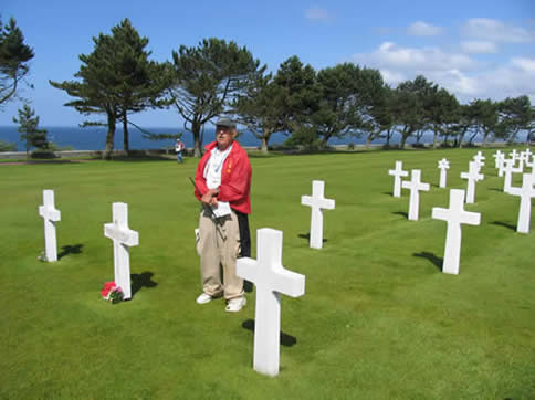 U.S. Cemetery Omaha Beach
