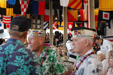 Pearl Harbor survivors